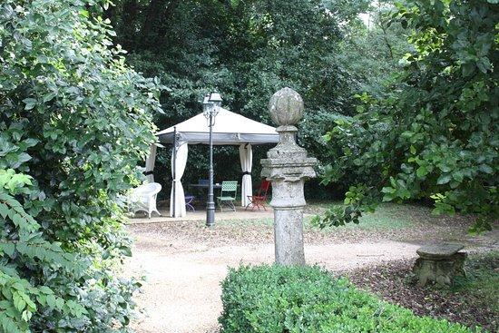 San Martino in Campo, Italien: Park