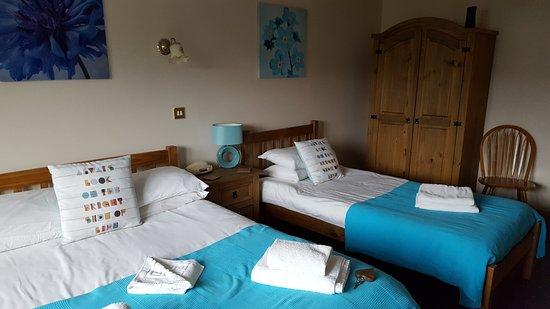 Aylburton, UK: Family room