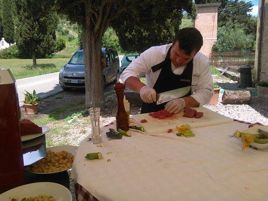 Monte Antico, Ιταλία: La Taverna di Campagna