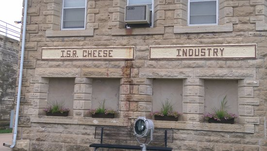 Anamosa, IA: Building that Houses Museum