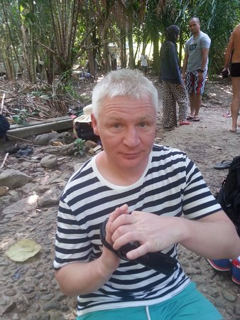 Khlong Thom, Ταϊλάνδη: it's me