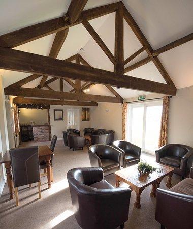 Sandhole Farm: The Small Barn Lounge