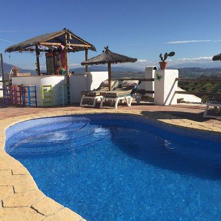 Guaro, Ισπανία: zwembad