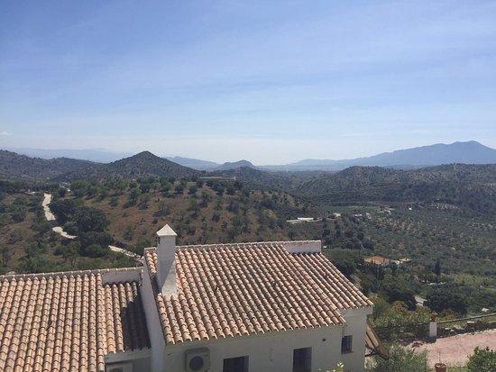 Guaro, Spain: uitzicht