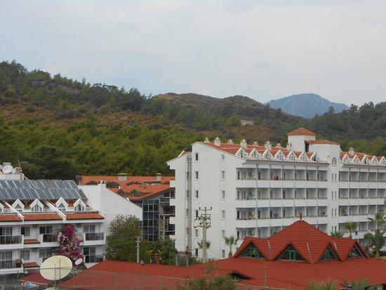 Diana Club Hotel: вид из номера