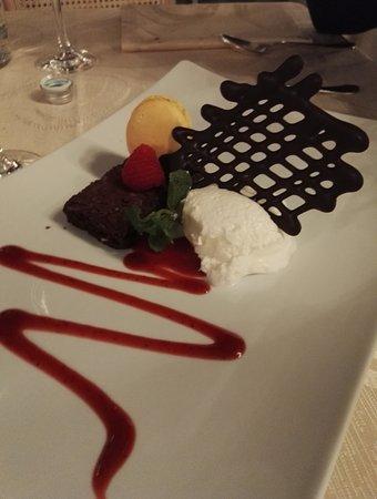 Dolce - Picture of Hotel Villa Giulia Ristorante Al Terrazzo ...