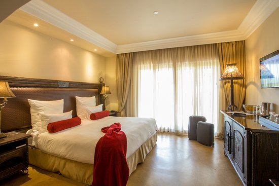 Thaba Eco Hotel: Luxury Suite