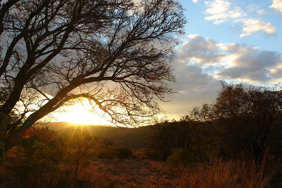 Thaba Eco Hotel: Eco Sunset
