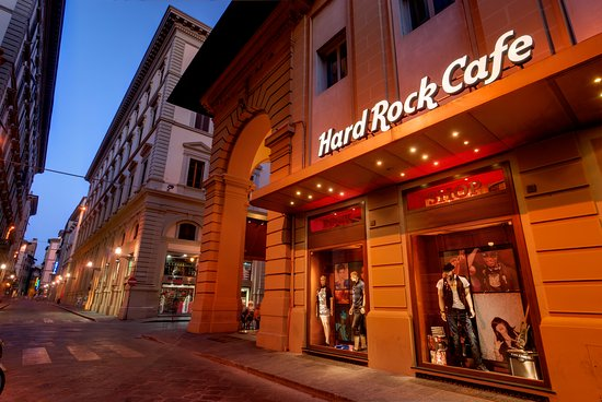 Photo of Mexican Restaurant Hard Rock Cafe Florence at Via Dei Brunelleschi, 1, Florence 50123, Italy