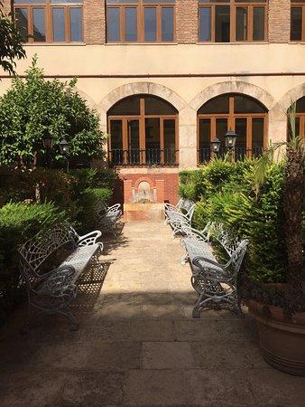 Balneario San Nicolas Hotel: Patio Interior