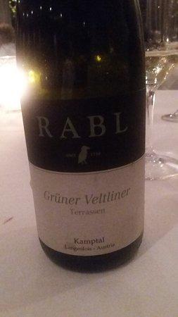 Schipluiden, Holland: Witte wijn gedronken, erg lekker!