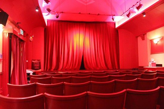 The Rex Cinema: Inside The Rex