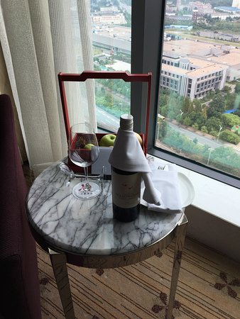 Zhuzhou, China: Great Hotel and service