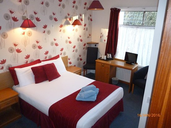 Grange Lodge Hotel: bedroom