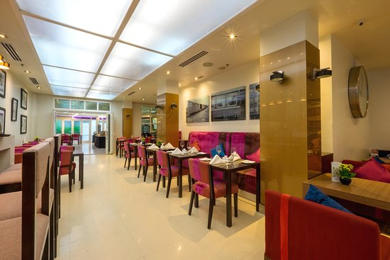 Mercure Hanoi La Gare Hotel : Restaurant
