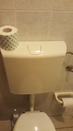 villaggio club poseidone bagno cieco pratico porta rotoli di carta igienica