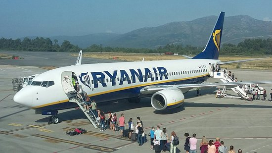 Ryanair Foto