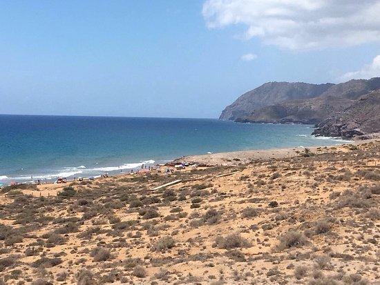 agua calentina - Picture of Playa de Calblanque, Cartagena - TripAdvisor