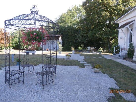 Porrentruy, Schweiz: Jardin-terrasse