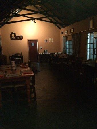 Kiepersol, Republika Południowej Afryki: Restaurant