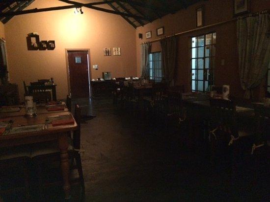 Kiepersol, Republika Południowej Afryki: Salle du restaurant