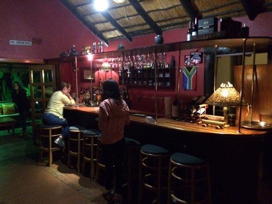 Kiepersol, Republika Południowej Afryki: Bar