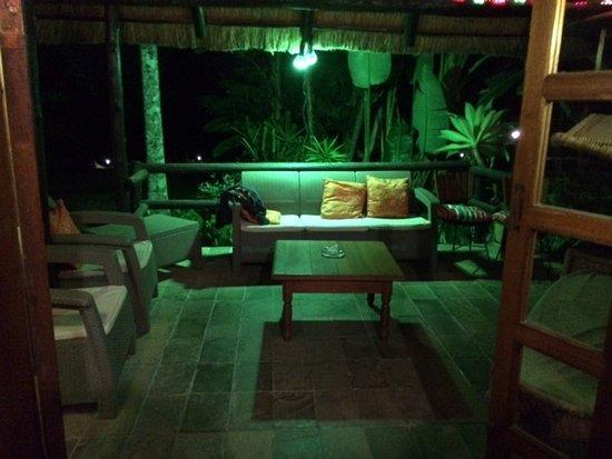Kiepersol, Republika Południowej Afryki: Terrasse du bar