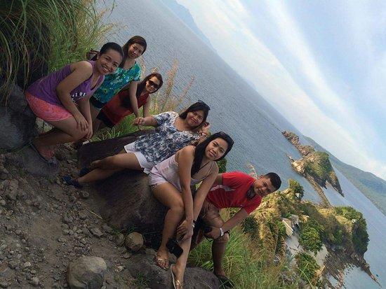 Sambawan Island: I was here! 😎 #touchdown