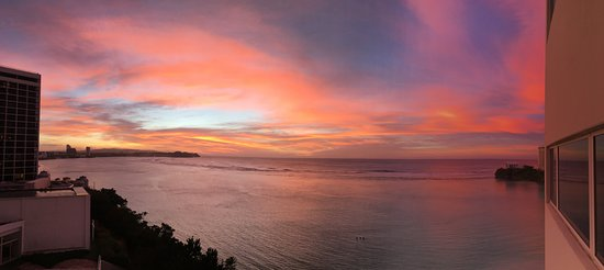 The Westin Resort Guam: Balcony View of Ocean