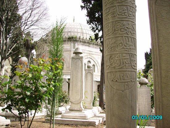 Kanuni Sultan Suleyman Turbesi 8 - Picture of Kanuni ...