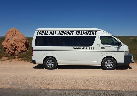 Coral Bay Airport Transfers