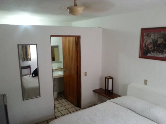Hotel Mercurio: Standard room