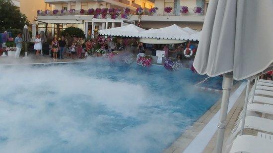 Hotel Sirenetta: Sirenetta-party