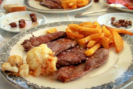 Restaurante Casas: Presa ibérica