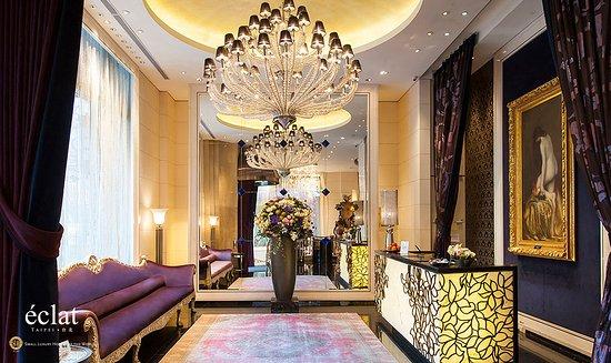 Hotel Eclat Taipei - Lobby