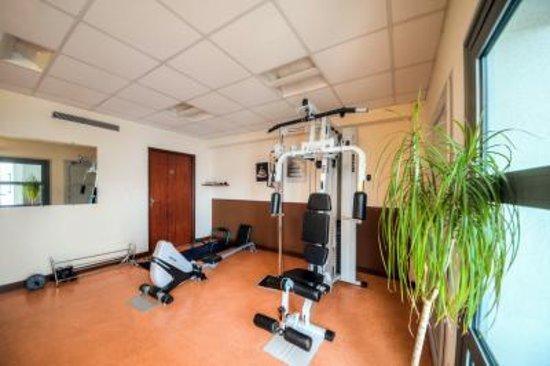 Salle De Sport Picture Of Zenitude Hotel Residences Les Portes