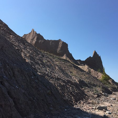 Wolcott, NY: Chimney Bluffs State Park - (11)