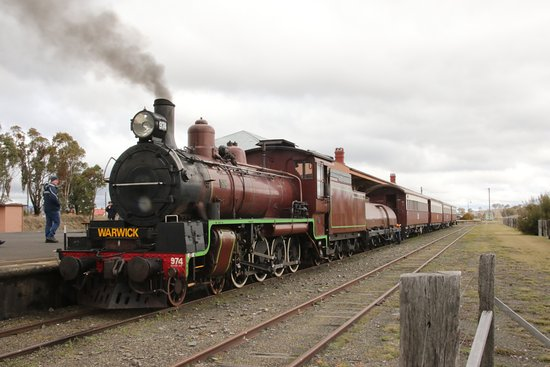 ‪Wallangarra Railway Museum‬