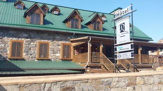 Marieville, Καναδάς: Manoir Ramezay