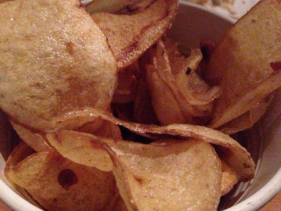 Montecorice, Italien: Patatine fritte