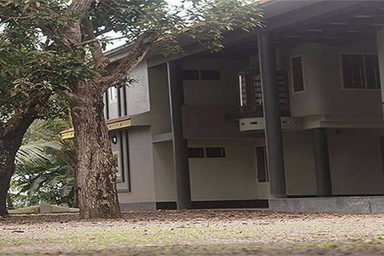 Changanacherry, India: serene scapes homestay front view