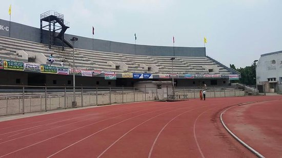 Ludhiana, Inde : Guru Nanak Stadium