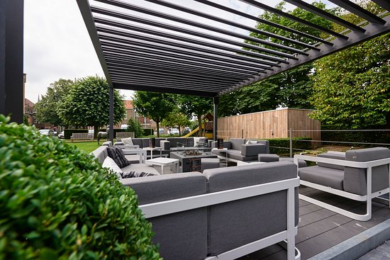 Ariane hotel: lounge area - lounge hoek