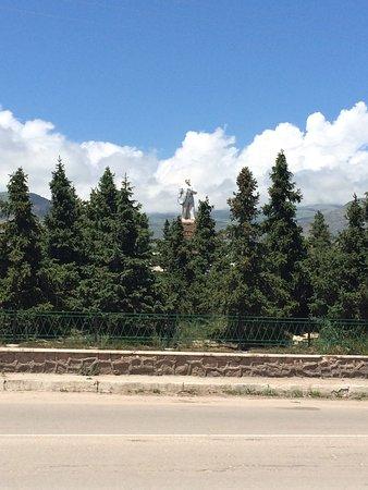 Cholpon Ata, جمهورية قرغيزستان: Памятник Ленину