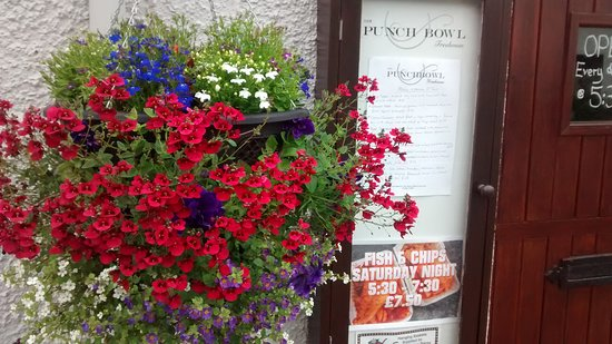 The Punch Bowl Inn: Welcome!