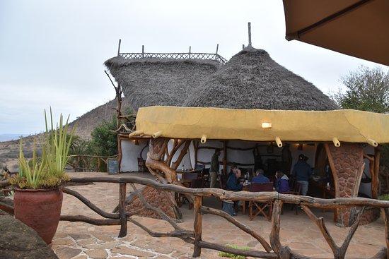Satao Elerai: restaurant