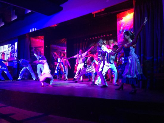 spectacle g o picture of club med cancun cancun tripadvisor