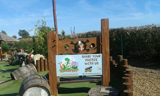 Manston, UK: Family fun