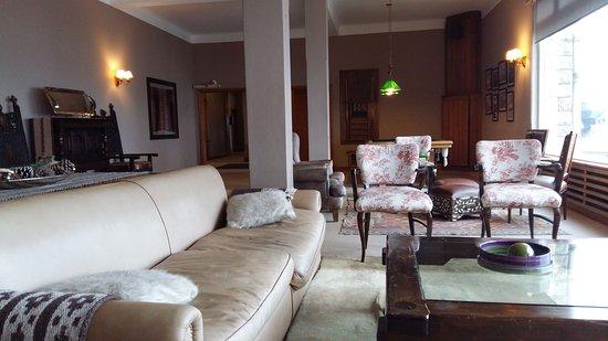 Hotel Tres Reyes: Lobby