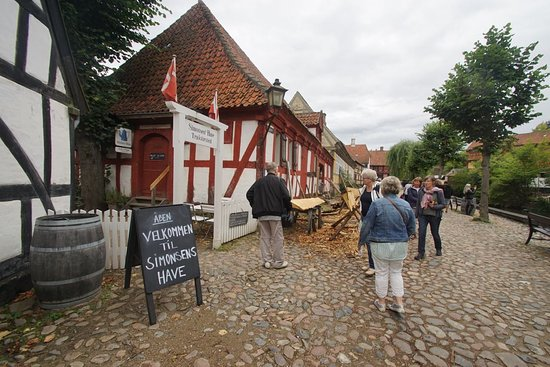 blowjob aarhus den gamle by i Odense